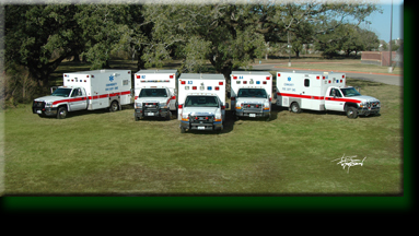 Community VFD Ambulances
