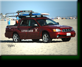 Coronado Lifeguard