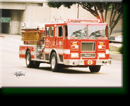 Los Angeles FD Engine 3