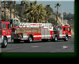 Los Angeles FD Truck 66