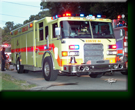 Little York VFD Rescue 84
