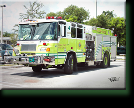 Miami Dade Engine 4