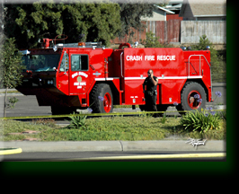 San Diego Crash Fire Rescue
