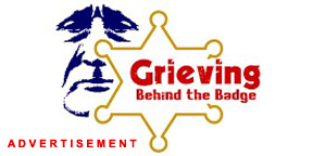 Grieving Behind the Badge. Peggy Sweeney, Mortician & Bereavement Educator