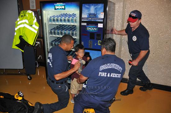 Vending Machine Rescue, Petrosky Elementary, Winkleman ...