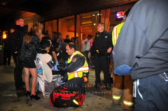 Shooting w/ Multiple Victims, Brenda's Reception Hall ...