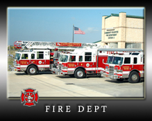 FIRE DEPARTMENT: Images, News, Incidents, Services