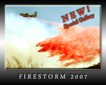 California Firestorm 2007