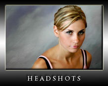 HEADSHOTS. Custom and Personalized.