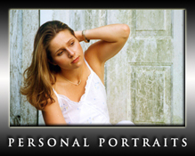 PERSONAL PORTRAITS. Family, Friends & Inspirations