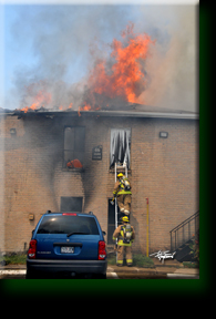 211 Apt Fire Houston 2009